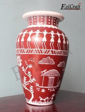 Warli Artwork Ezicraft